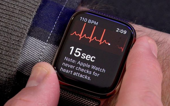 Apple Watch 6可检测到Covid-19的迹象