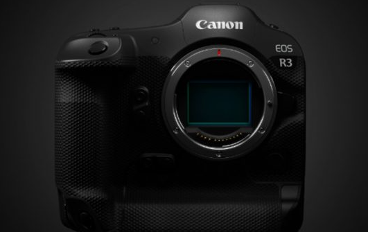 佳能EOS R3宣布:无反光镜相机