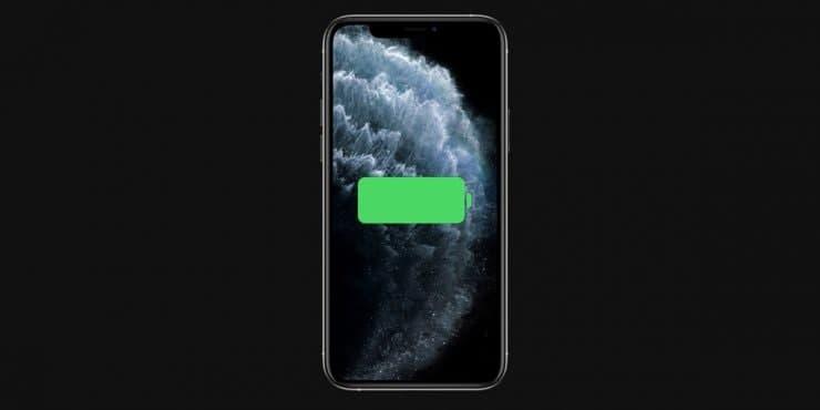 苹果在iOS  14.5中进行的重新校准过程提高了iPhone  11用户的电池健康百分比