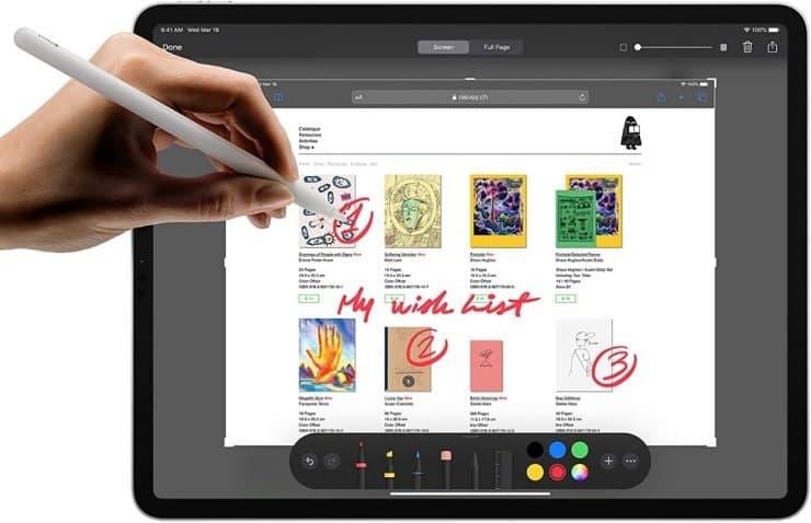 泄漏的视频显示Apple希望使用Apple  Pencil  3还原光泽面