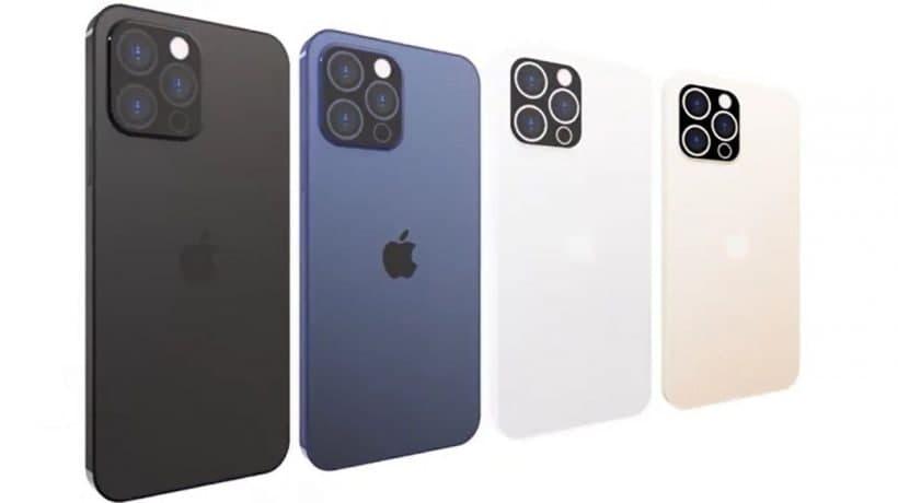 iPhone  13 Pro型号可以与LTPO面板一起发货