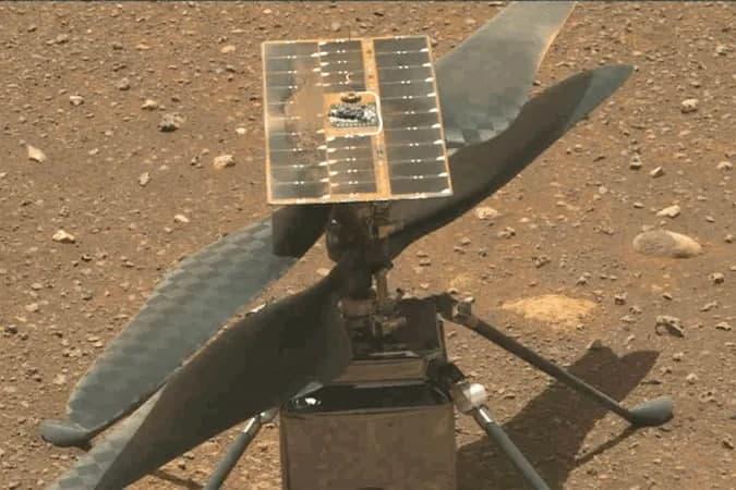 美国宇航局将在4月19日试飞其火星直升机