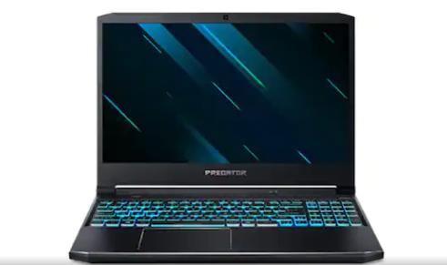 宏碁宣布推出新游戏笔记本电脑Predator Helios 300