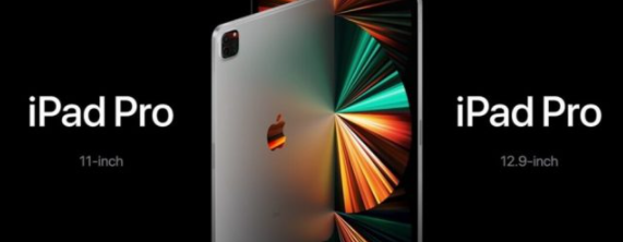 苹果推出具有M1芯片和最新Mini-LED技术的iPad