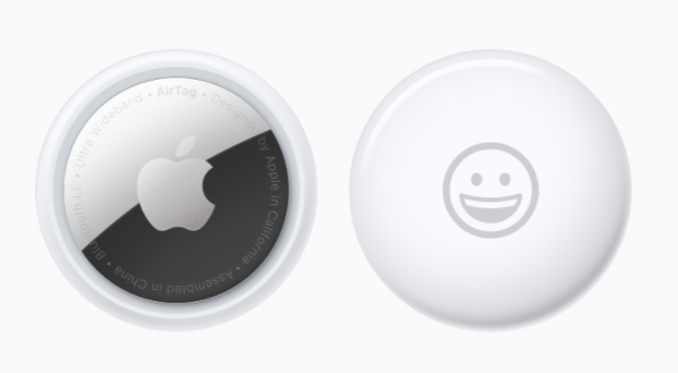 头条:支持AirTag NFC的iPhone和安卓设备都可以读取物品跟踪器