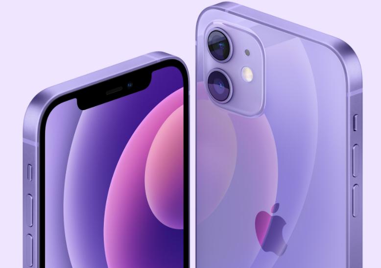 苹果已经正式开始接受新款紫色iPhone的预订