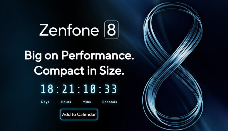还记得电话制造商华硕吗?它将于5月12日推出Zenfone 8旗舰产品