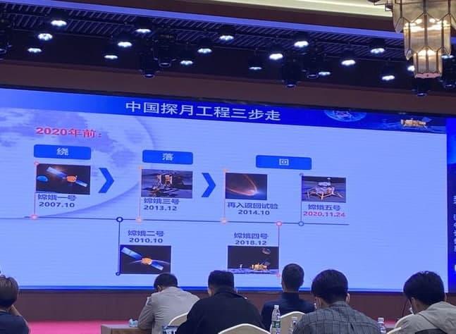 为了改进探索 中国将在月球上建立基础设施