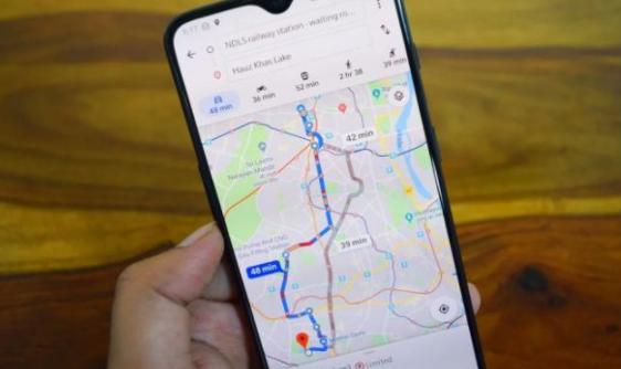 Google Maps:如何放置和共享任何点
