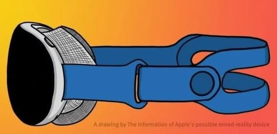 预计苹果将在明年发布其首款混合现实耳机