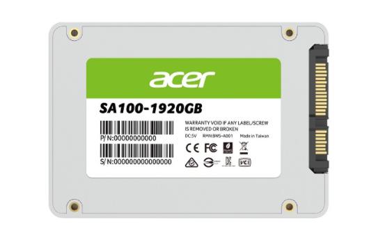 互联网信息:您会购买Acer品牌的SSD和RAM吗?