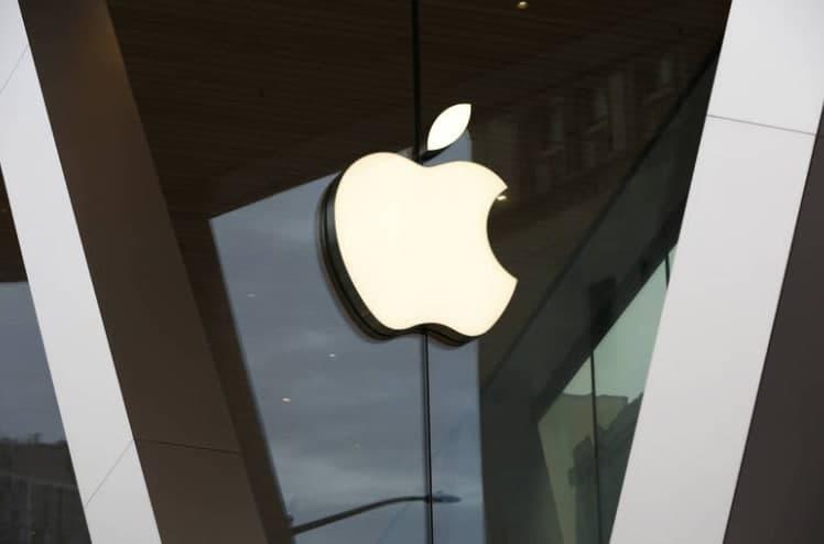 苹果公布收入大增54%。盈利翻倍成长