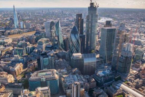 伦敦金融城公布了将空办公室变成房屋的计划