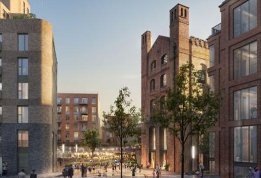 房产资讯:First Base确保为2.01亿欧元的Soapworks计划进行规划
