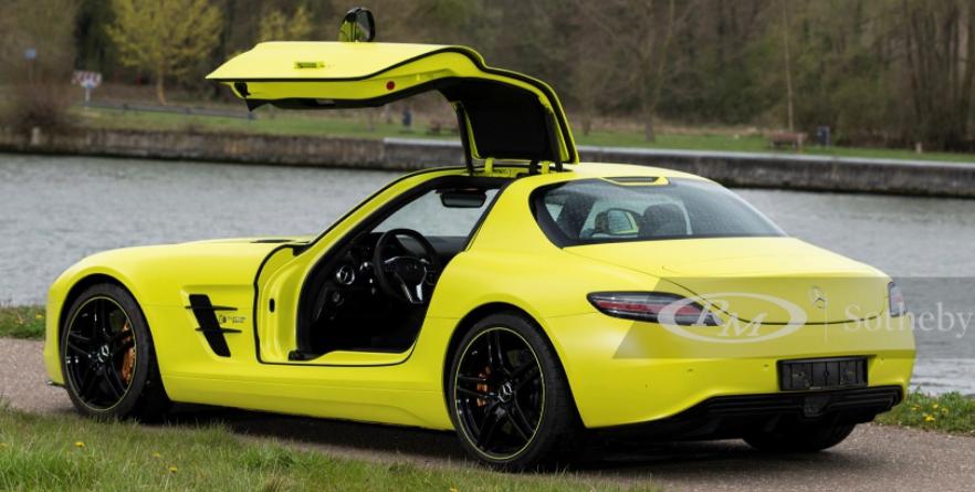 梅赛德斯-奔驰正在大力推动电动汽车的发展