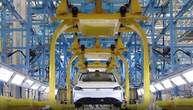 汽车铸造厂,未来汽车公司的新业务