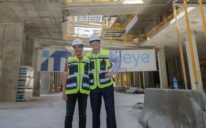 英特尔首席执行官:将在以色列投资6亿美元,并开始扩大芯片工厂