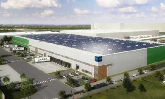 Garbe Industrial Real Estate将在柏林附近提供新的物流计划