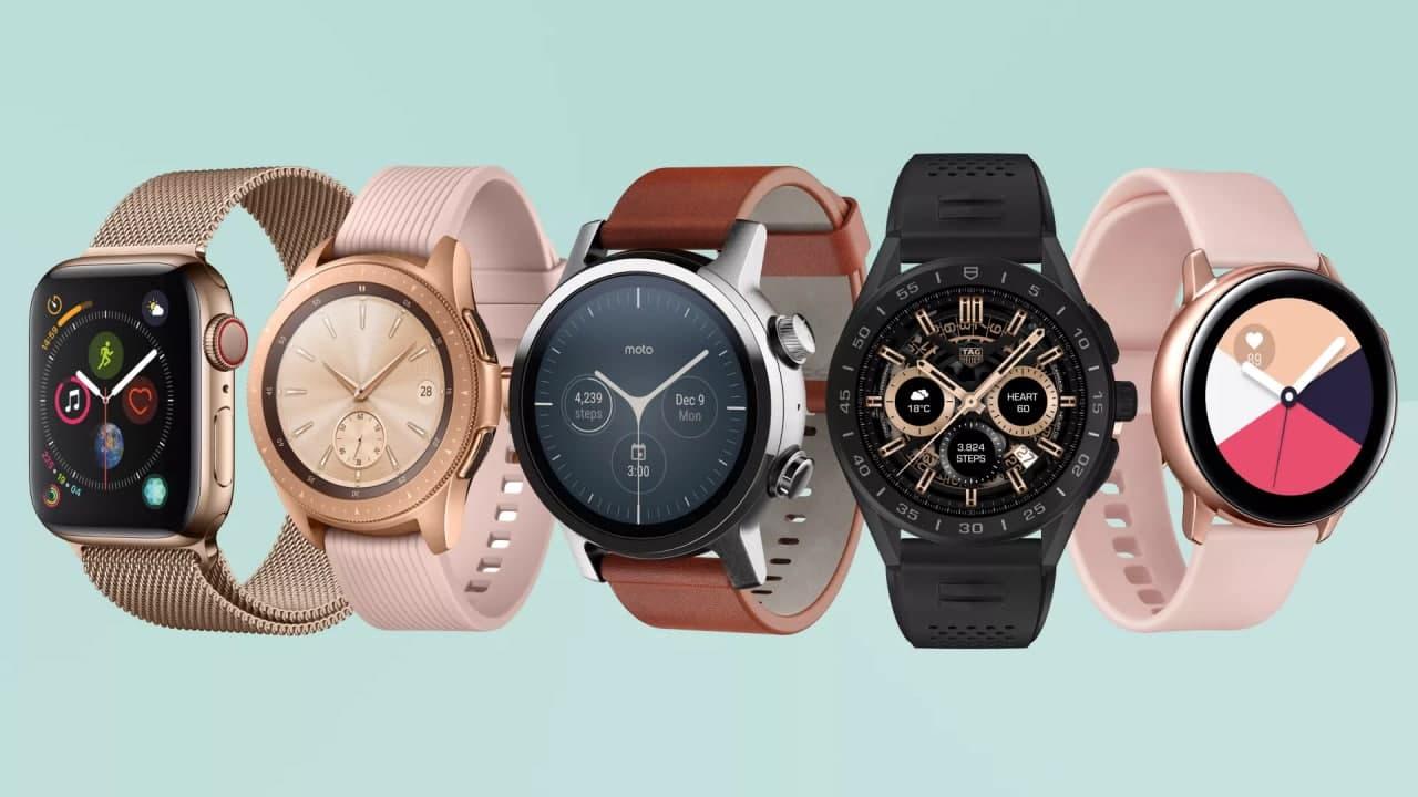 最佳2021智能手表:Apple Watch Series6设备经过审查和评级
