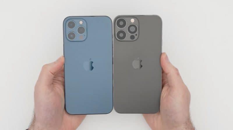 iPhone 13型号将更厚,并采用新的光学元件为相机占用空间