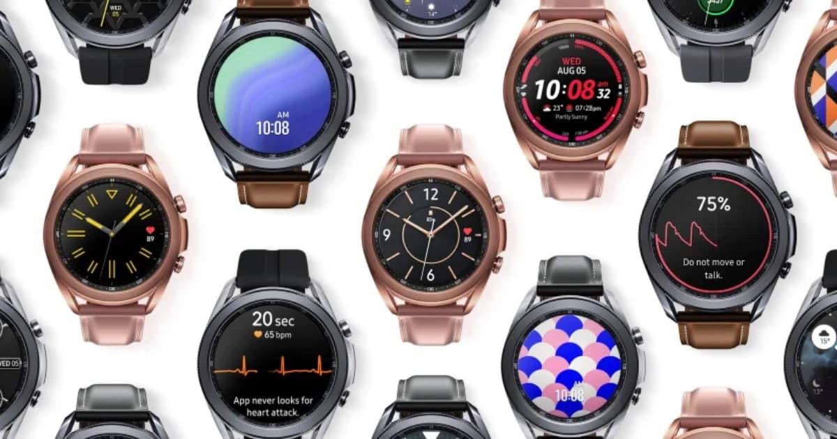 科技资讯:三星Galaxy Watch 4,Watch 4有源电力无创血糖监测仪