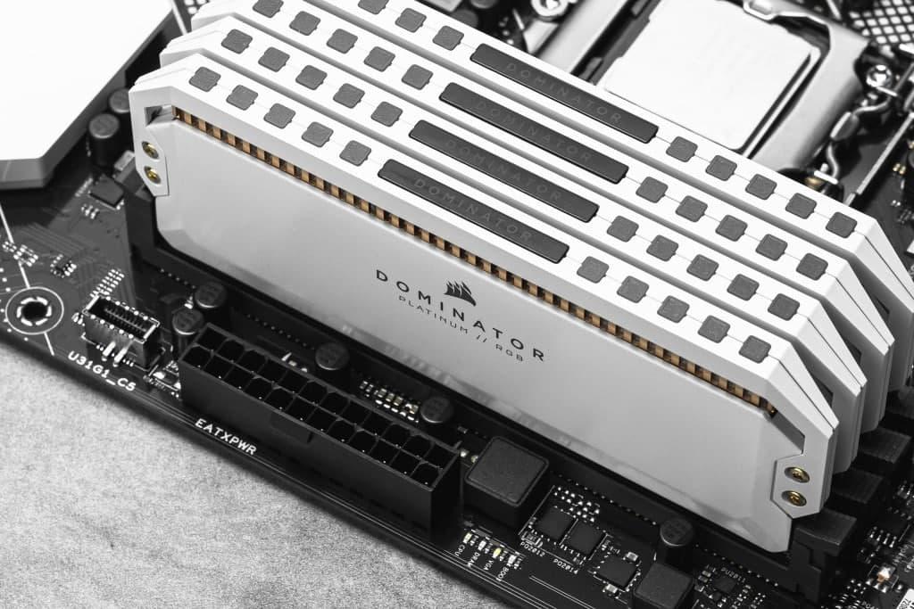 海盗船官方公布其DDR5内存模块:静音频率6400MHz,单个128GB