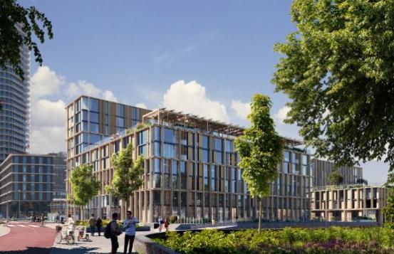 联合投资收购阿姆斯特丹resi计划