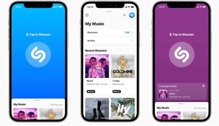 Shazam即将在iPhone上以App Clip的形式提供