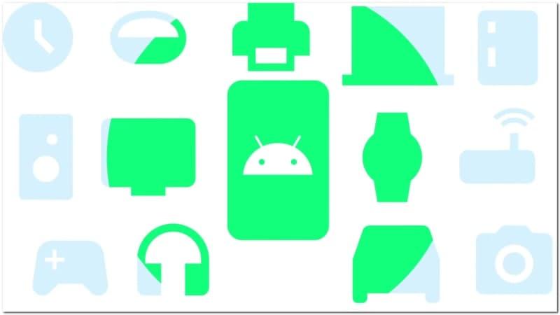 Android  12增强了以手机为中心的跨设备协作