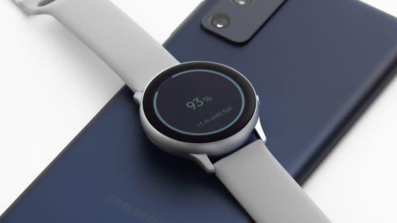采用5纳米芯片的三星Galaxy Watch Active 4有望在铝和不锈钢型号上展开竞争