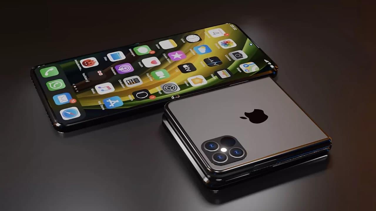苹果的智能铰链专利再次暗示了折叠iPhone或iPad