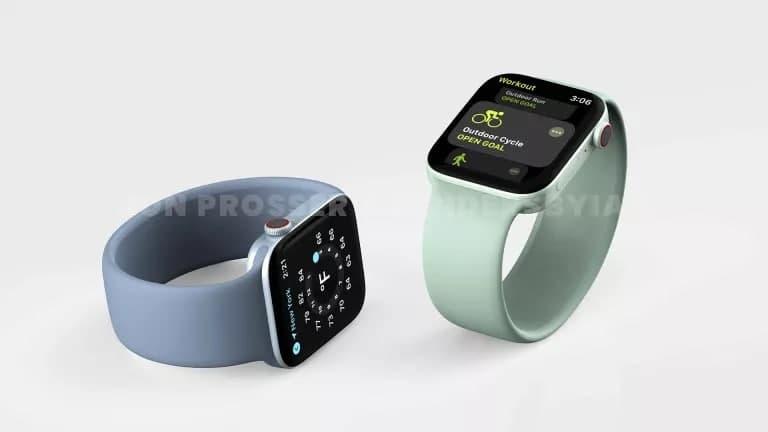 Apple Watch 7的外观将是全新的