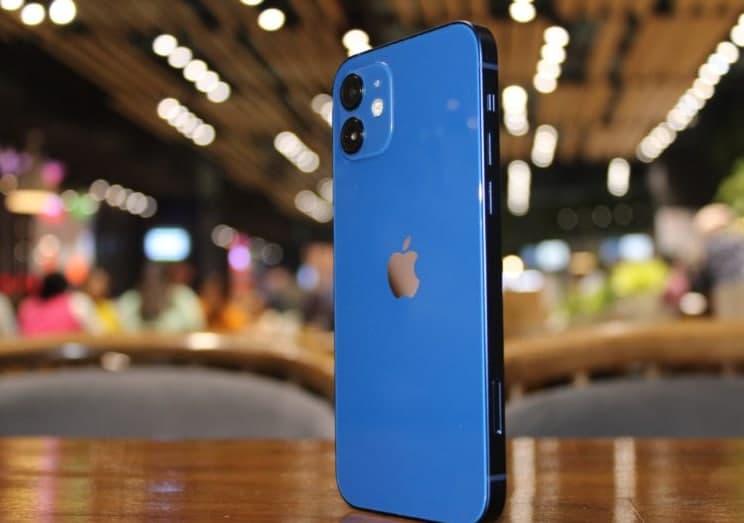 苹果的全面横扫:第一季度,iPhone  12主导了智能手机的收入份额和销售额