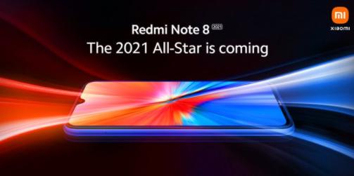 Redmi Note 8 2021的初步设计揭晓