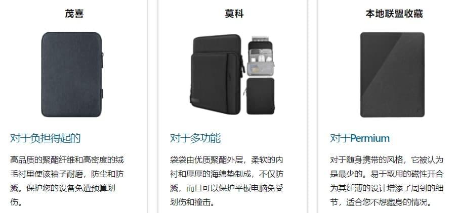 2021年11英寸iPad  Pro最佳保护套