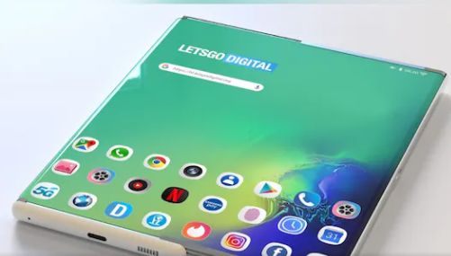 """三星""""Rollable""""智能手机可称为Galaxy Z Slide"""