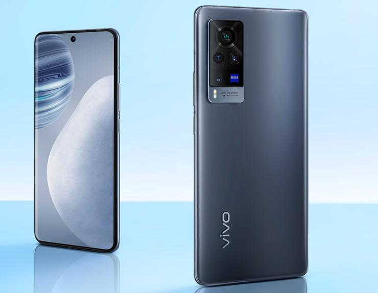 Vivo X60曲面屏版具有6.56英寸AMOLED显示屏