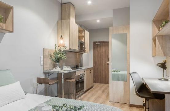 EQT埃克塞特与摩拉瓦尔共同启动价值5亿欧元的西班牙学生公寓合资企业