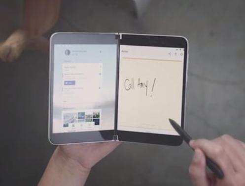 微软通过新的xCloud更新将Surface Duo变成便携式游戏机