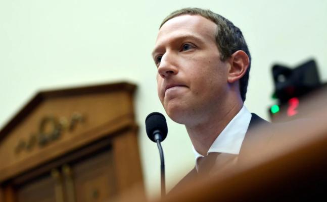 Facebook董事会拒绝遏制扎克伯格的权力的提议