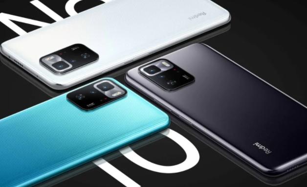 小米发布了具有联发科Dimensity 1100,更快的充电速度的Redmi Note 10 Pro