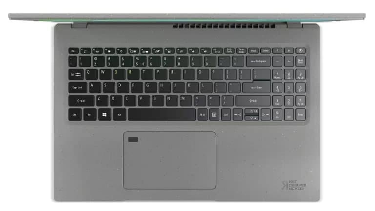 宏cer  Aspire  Vero:拯救世界的笔记本电脑