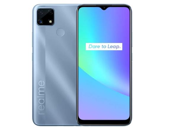 Realme C25s 与联发科Helio G85将于下个月在印度推出