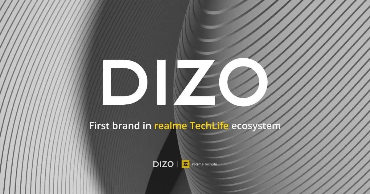 Realme  DIZO品牌将包括功能手机,机器人真空拖把等