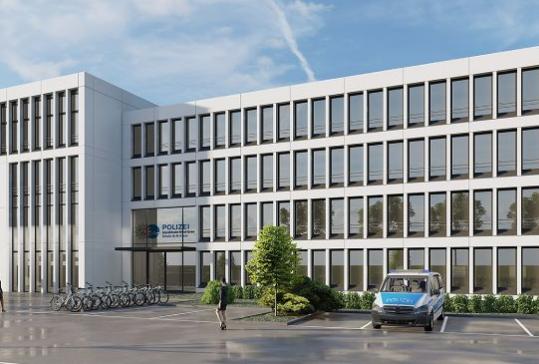 Warburg-HIH Invest 收购德国办公物业