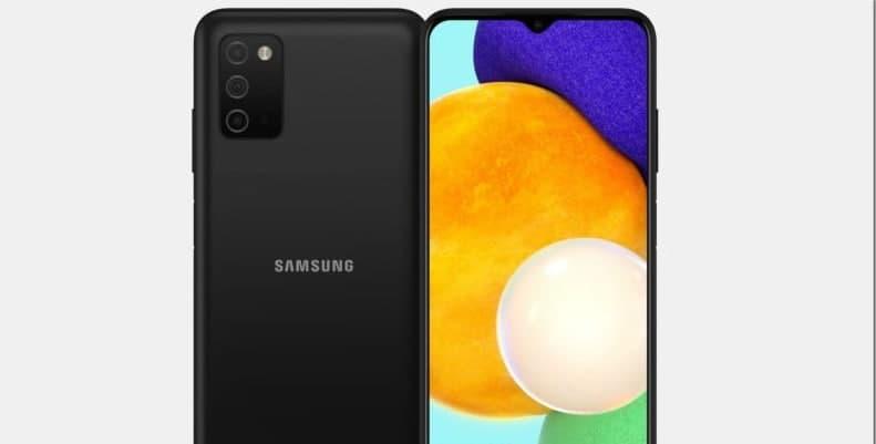 这是三星的下一款入门级安卓智能手机——Galaxy  A03S