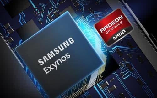 AMD与三星合作预览了下一代旗舰Exynos芯片的工作