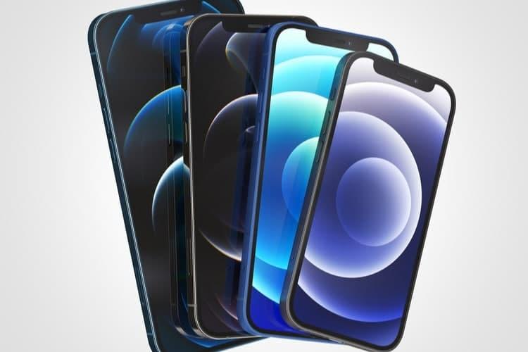 IPhone  13系列电池容量大于iPhone  12