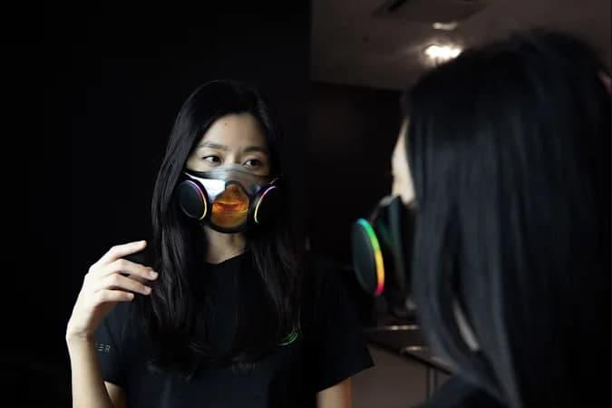 Razer的智能RGB面罩将在年底前发货