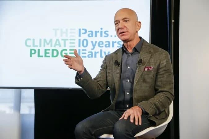 科技巨头呼吁美国证券交易委员会要求公司提供气候影响报告